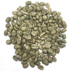 Specialty grade arabica green coffee beans